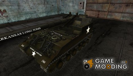 M40M43 от Cre@tor for World of Tanks