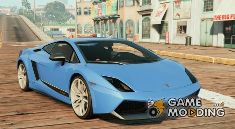 Lamborghini Gallardo LP570-4 Superleggera 2011 for GTA 5