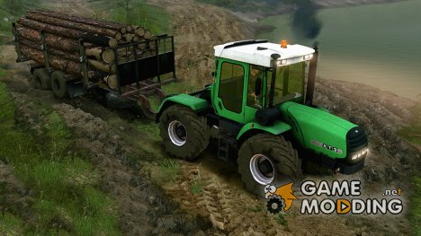 ХТЗ Т-17022 for Spintires 2014