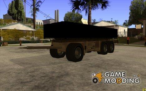 Прицеп к КамАЗ 62117 for GTA San Andreas