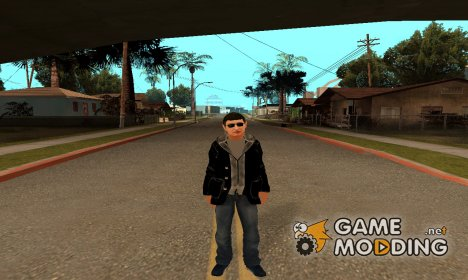 Антон Городецкий из Ночного дозора for GTA San Andreas