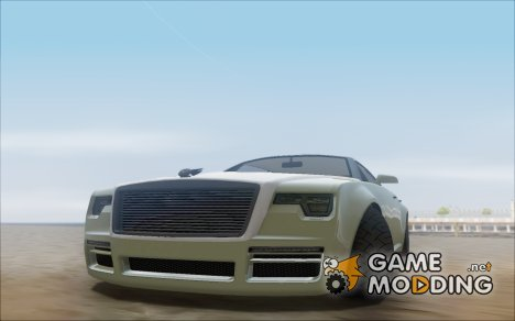 GTA 5 Enus Windsor Drop для GTA San Andreas