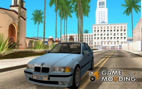 BMW E36 for GTA San Andreas