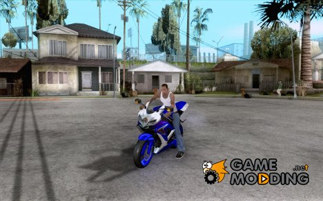 Suzuki GSX-R 600 K8 for GTA San Andreas
