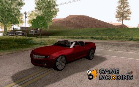Chevrolet Camaro Convertible 2007 for GTA San Andreas