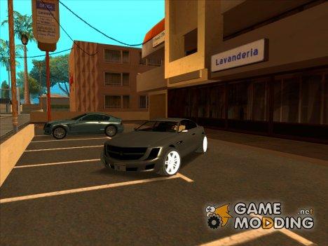 GTA V Albany Alpha for GTA San Andreas