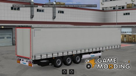 Krone Profiliner New for Euro Truck Simulator 2