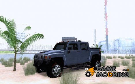Hummer H3t for GTA San Andreas