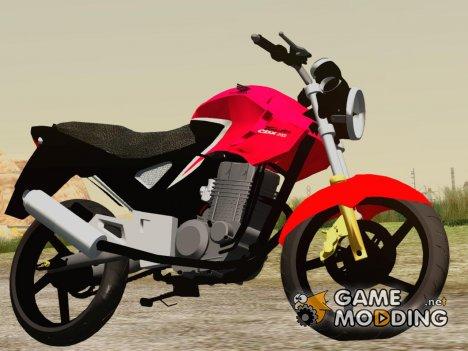 Honda Twister CBX 250 2014 for GTA San Andreas