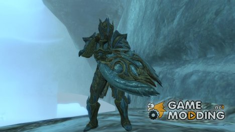Chillrend Armor and Cave for TES V Skyrim
