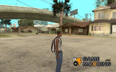 Рюкзак-парашют для GTA:SA for GTA San Andreas