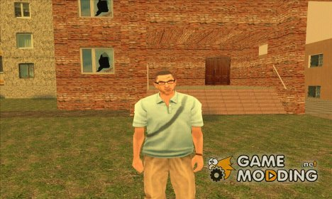 Manhunt 2-Danny Outfit 2 for GTA San Andreas