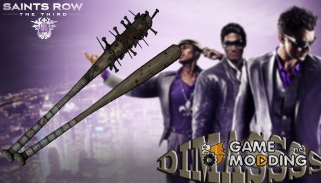 The Baseball bat for GTA San Andreas