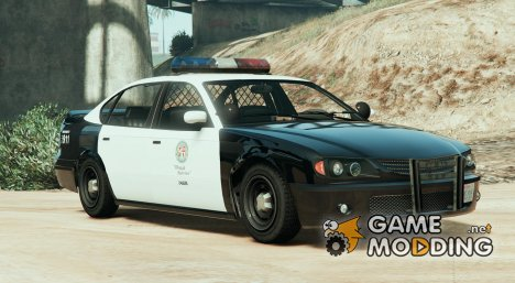 Declasse Merit Police Patrol for GTA 5