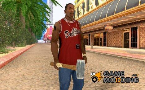 Кувалда из Saints Row 2 для GTA San Andreas