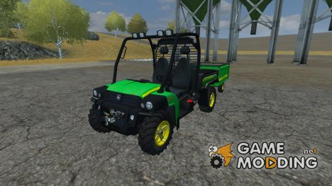 John Deere Gator 825i и прицеп for Farming Simulator 2013