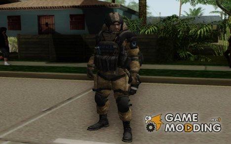Медик из Warface for GTA San Andreas