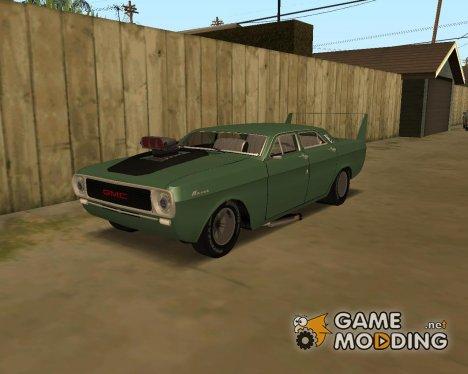 Газ 24 Drag для GTA San Andreas