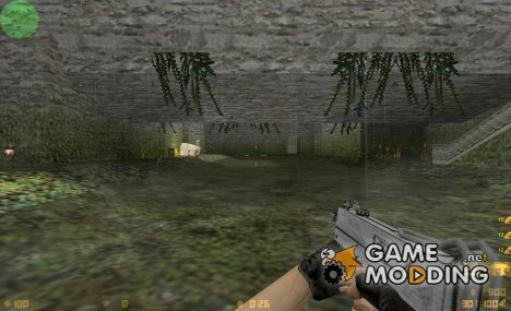mac10 retextured for Counter-Strike 1.6