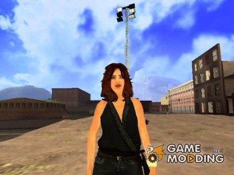 Никки Блейк для GTA San Andreas