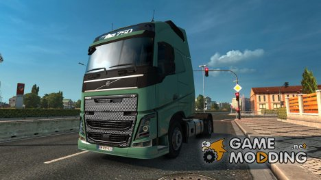 Volvo FH 2013 Reworked for Euro Truck Simulator 2