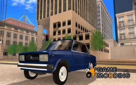 ВАЗ-2105 для GTA San Andreas
