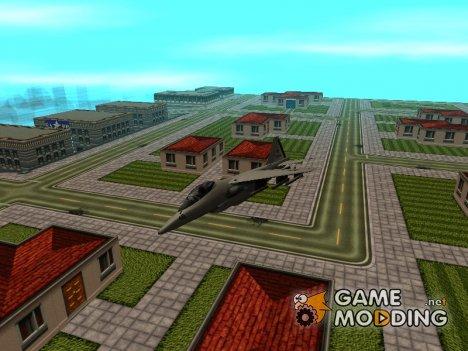 GTA 1 Map for GTA San Andreas
