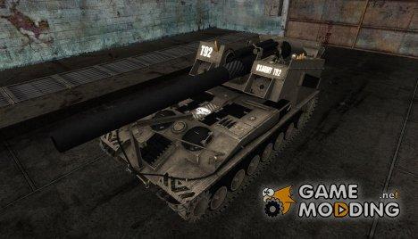 Шкурка для T92 for World of Tanks
