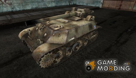 Шкурка для T57 for World of Tanks