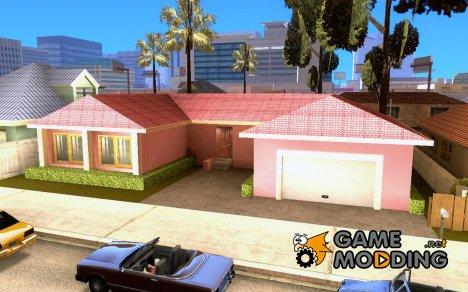 Новый дом Милли for GTA San Andreas