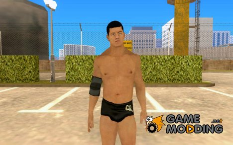 Smackdown Vs Raw 2011 Cody Rhodes for GTA San Andreas
