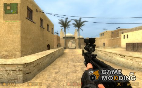 Tactical Ak-47 for Counter-Strike Source