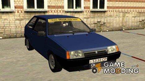 """ВАЗ 2108 """"Колхоз"""" for GTA San Andreas"""