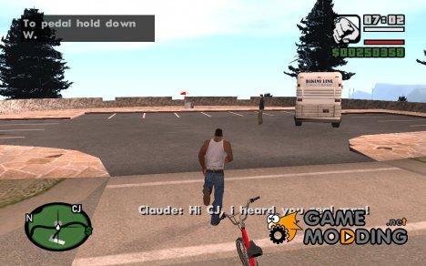 Kill Claude для GTA San Andreas
