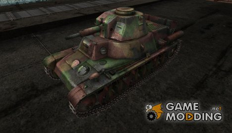 PzKpfw 38H735 (f) Peolink  for World of Tanks