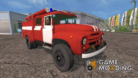 ЗИЛ 130 АЦ-40 for Farming Simulator 2015