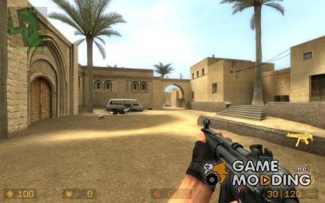 Killerfromsky's MP5 for Counter-Strike Source