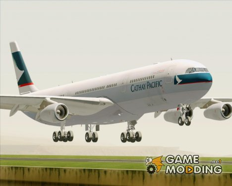 Airbus A340-300 Cathay Pacific for GTA San Andreas