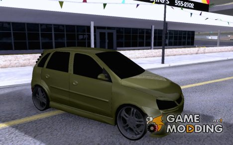Opel Corsa 2005 Tuning для GTA San Andreas