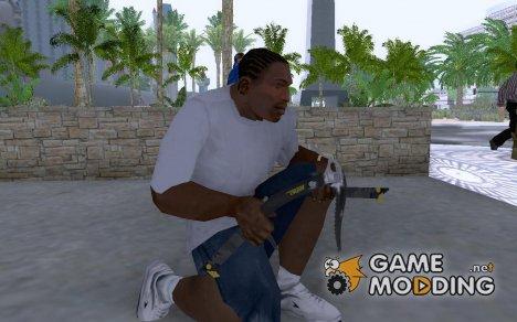 Альпинистские крюки для GTA San Andreas