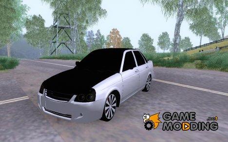 ВАЗ 2170 Пенза тюнинг for GTA San Andreas
