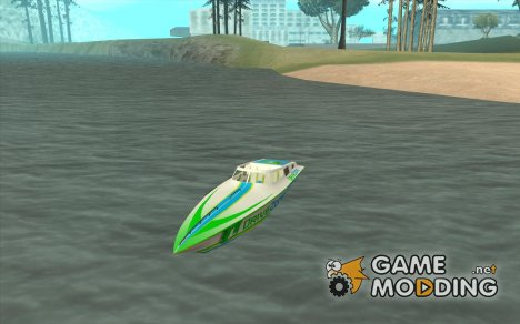 Speed Motorboat for GTA San Andreas