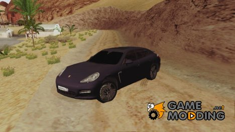 Porsche Panamera for GTA San Andreas