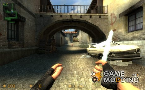 Prison Knife for Counter-Strike Source