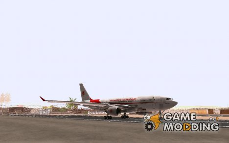 Airbus A330-203 Air Algerie for GTA San Andreas