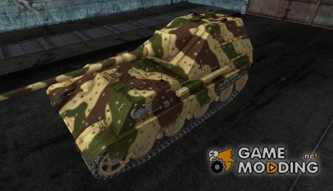 Шкурка для танка JagdPanther II for World of Tanks