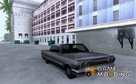 Savanna Convertible для GTA San Andreas