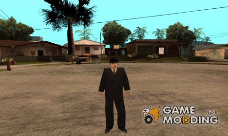 Al Capone for GTA San Andreas
