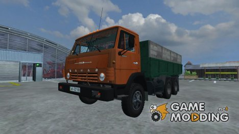 КамАЗ 55102 v3.0 for Farming Simulator 2013