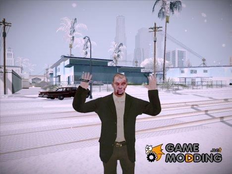 Дмитрий Раскалов из GTA 4 v3 для GTA San Andreas